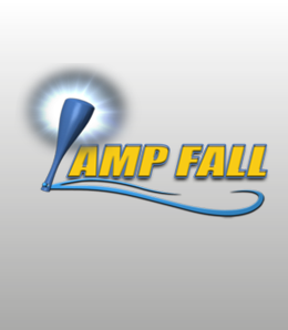 Lamp Fall TV